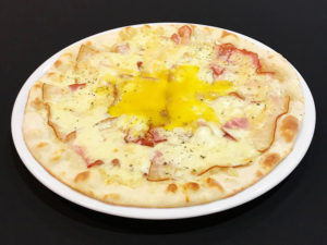 пицца кабонара