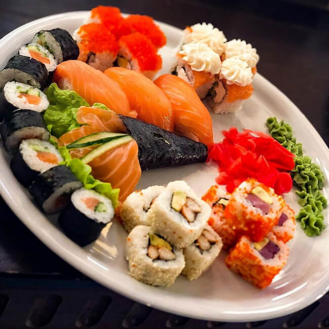 Суши-сет от шефа
